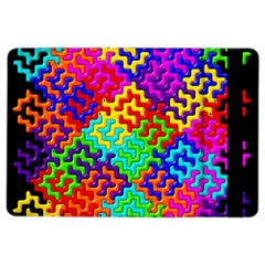 3d Fsm Tessellation Pattern Ipad Air 2 Flip