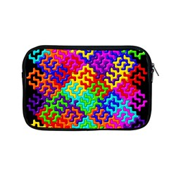 3d Fsm Tessellation Pattern Apple Macbook Pro 13  Zipper Case