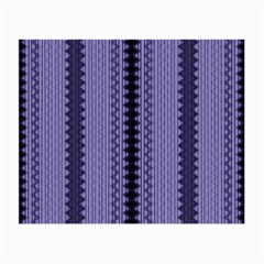 Zig Zag Repeat Pattern Small Glasses Cloth (2 Side) by BangZart