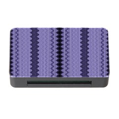 Zig Zag Repeat Pattern Memory Card Reader With Cf