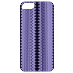 Zig Zag Repeat Pattern Apple Iphone 5 Classic Hardshell Case by BangZart