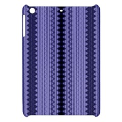 Zig Zag Repeat Pattern Apple Ipad Mini Hardshell Case by BangZart