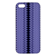 Zig Zag Repeat Pattern Iphone 5s/ Se Premium Hardshell Case by BangZart