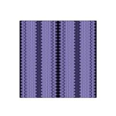Zig Zag Repeat Pattern Satin Bandana Scarf by BangZart