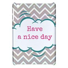 Have A Nice Day Apple Ipad Mini Hardshell Case