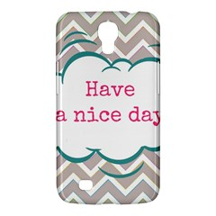 Have A Nice Day Samsung Galaxy Mega 6 3  I9200 Hardshell Case by BangZart