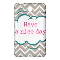 Have A Nice Day Samsung Galaxy Tab 4 (8 ) Hardshell Case