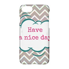 Have A Nice Day Apple Iphone 7 Hardshell Case by BangZart