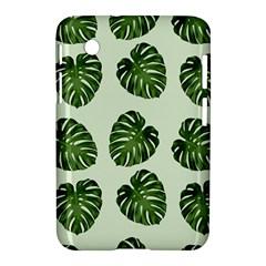Leaf Pattern Seamless Background Samsung Galaxy Tab 2 (7 ) P3100 Hardshell Case