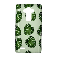 Leaf Pattern Seamless Background Lg G4 Hardshell Case by BangZart