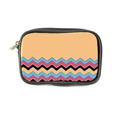 Chevrons Patterns Colorful Stripes Coin Purse