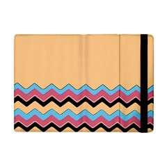 Chevrons Patterns Colorful Stripes Apple Ipad Mini Flip Case
