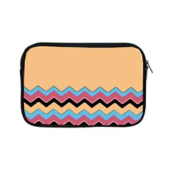 Chevrons Patterns Colorful Stripes Apple Ipad Mini Zipper Cases
