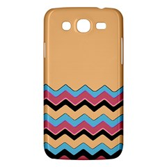 Chevrons Patterns Colorful Stripes Samsung Galaxy Mega 5 8 I9152 Hardshell Case  by BangZart