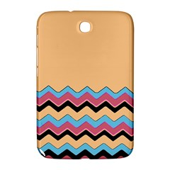 Chevrons Patterns Colorful Stripes Samsung Galaxy Note 8 0 N5100 Hardshell Case  by BangZart