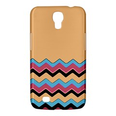 Chevrons Patterns Colorful Stripes Samsung Galaxy Mega 6 3  I9200 Hardshell Case by BangZart