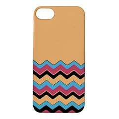 Chevrons Patterns Colorful Stripes Apple Iphone 5s/ Se Hardshell Case by BangZart