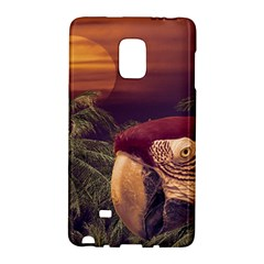 Tropical Style Collage Design Poster Galaxy Note Edge by dflcprints