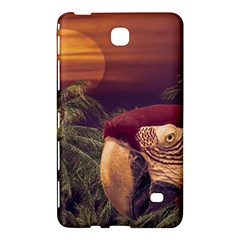 Tropical Style Collage Design Poster Samsung Galaxy Tab 4 (7 ) Hardshell Case  by dflcprints