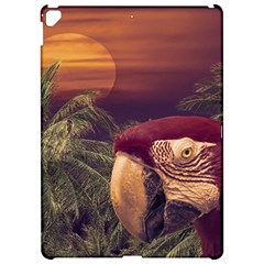 Tropical Style Collage Design Poster Apple Ipad Pro 12 9   Hardshell Case by dflcprints