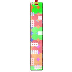 Abstract Polka Dot Pattern Large Book Marks by BangZart