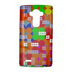 Abstract Polka Dot Pattern Lg G4 Hardshell Case by BangZart