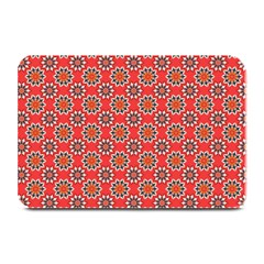 Floral Seamless Pattern Vector Plate Mats