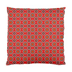 Floral Seamless Pattern Vector Standard Cushion Case (two Sides) by BangZart