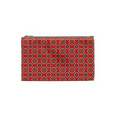 Floral Seamless Pattern Vector Cosmetic Bag (small)  by BangZart