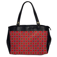 Floral Seamless Pattern Vector Office Handbags