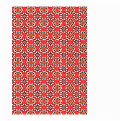 Floral Seamless Pattern Vector Small Garden Flag (two Sides) by BangZart