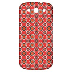Floral Seamless Pattern Vector Samsung Galaxy S3 S Iii Classic Hardshell Back Case by BangZart