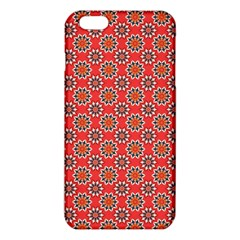 Floral Seamless Pattern Vector Iphone 6 Plus/6s Plus Tpu Case by BangZart