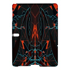 Doodle Art Pattern Background Samsung Galaxy Tab S (10 5 ) Hardshell Case  by BangZart
