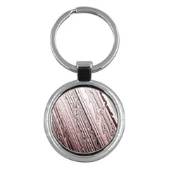 Vintage Pattern Background Wallpaper Key Chains (round)