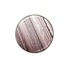Vintage Pattern Background Wallpaper Hat Clip Ball Marker (4 Pack)