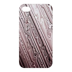Vintage Pattern Background Wallpaper Apple Iphone 4/4s Hardshell Case by BangZart