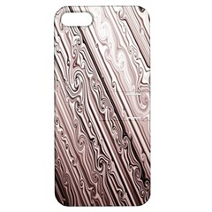Vintage Pattern Background Wallpaper Apple Iphone 5 Hardshell Case With Stand