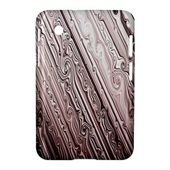 Vintage Pattern Background Wallpaper Samsung Galaxy Tab 2 (7 ) P3100 Hardshell Case  by BangZart