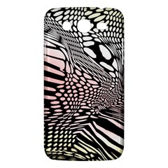 Abstract Fauna Pattern When Zebra And Giraffe Melt Together Samsung Galaxy Mega 5 8 I9152 Hardshell Case  by BangZart