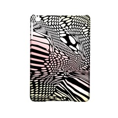 Abstract Fauna Pattern When Zebra And Giraffe Melt Together Ipad Mini 2 Hardshell Cases by BangZart