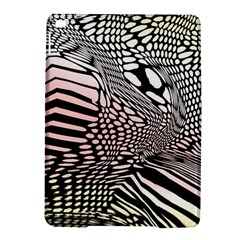 Abstract Fauna Pattern When Zebra And Giraffe Melt Together Ipad Air 2 Hardshell Cases by BangZart