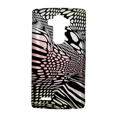 Abstract Fauna Pattern When Zebra And Giraffe Melt Together Lg G4 Hardshell Case by BangZart