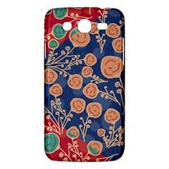 Floral Seamless Pattern Vector Texture Samsung Galaxy Mega 5 8 I9152 Hardshell Case  by BangZart