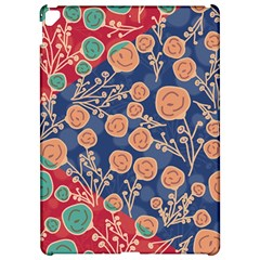 Floral Seamless Pattern Vector Texture Apple iPad Pro 12.9   Hardshell Case by BangZart