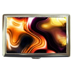 Colourful Abstract Background Design Cigarette Money Cases by BangZart