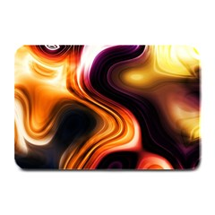 Colourful Abstract Background Design Plate Mats by BangZart