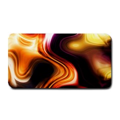 Colourful Abstract Background Design Medium Bar Mats by BangZart