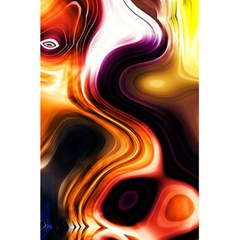Colourful Abstract Background Design 5 5  X 8 5  Notebooks