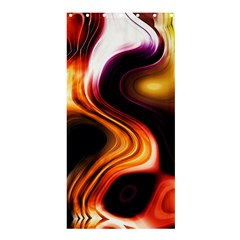 Colourful Abstract Background Design Shower Curtain 36  X 72  (stall)